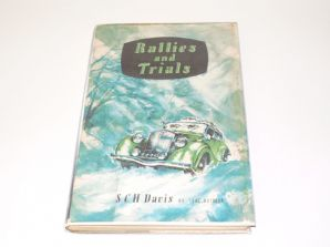 Rallies and Trials (SCH Davis 1951) copy jacket